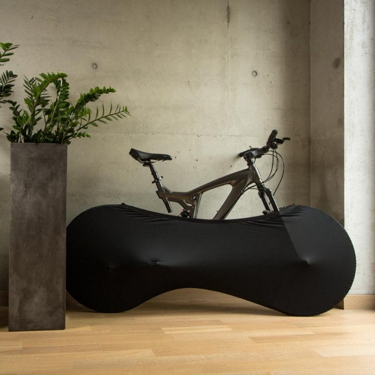 Fabric Bike Cover