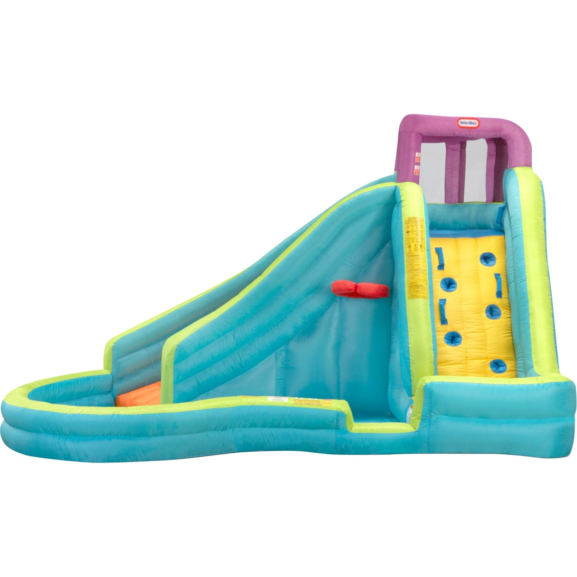 Slam 'n Curve Slide by Little Tikes