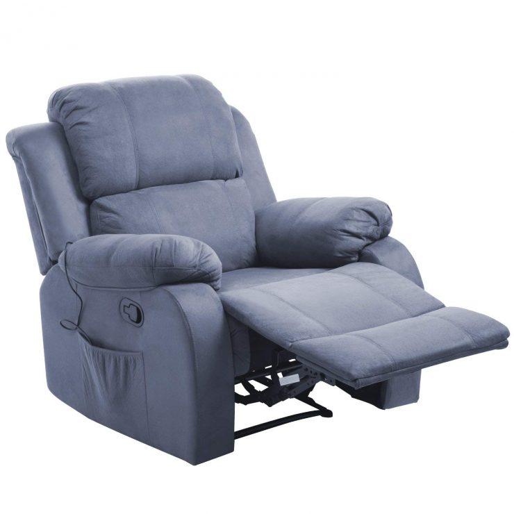 Power Massage Reclining Chair by Merax