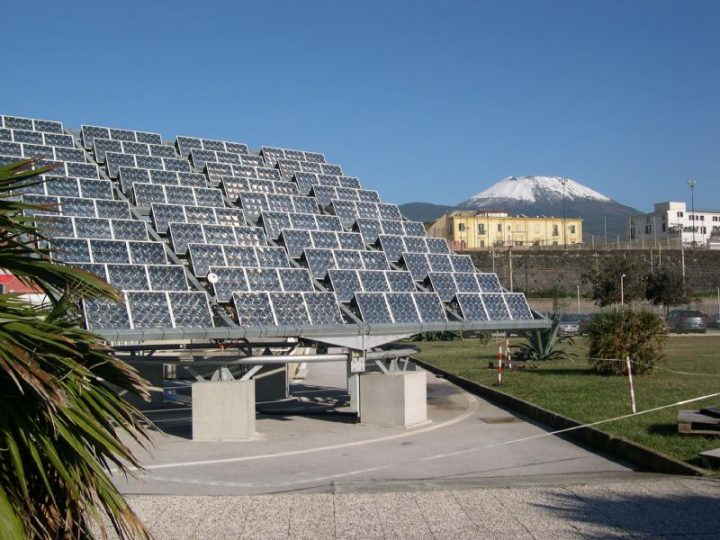 HCPV Solar Panels