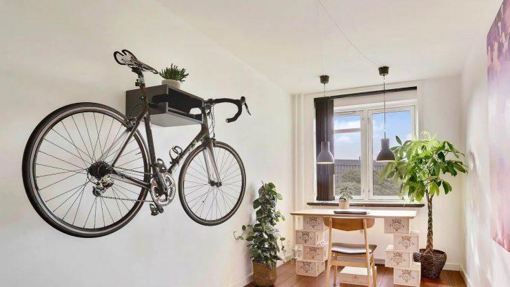 Bike in Living-room