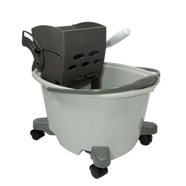 Alternatives to Clothes Wringer: Janitor Mop Bucket with Wringer