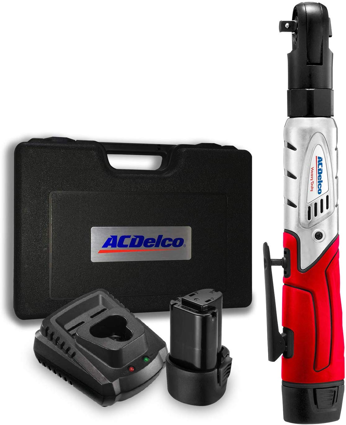 Best Battery Operated Ratchet: ACDelco ARW1201 Ratchet Set