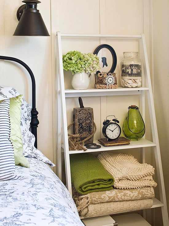 Ladder-Style Shelf