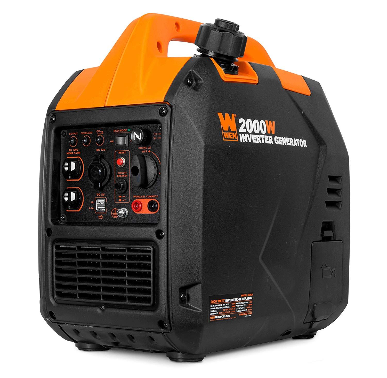 Best 2000 Watt Generator: WEN 56202i