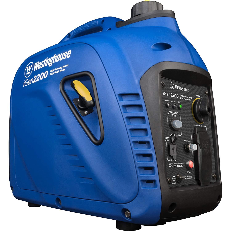 Best 2000 Watt Generator: Westinghouse iGen2200