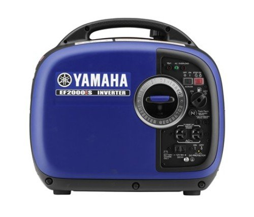 Best 2000 Watt Generators: Yamaha EF2000iSv2