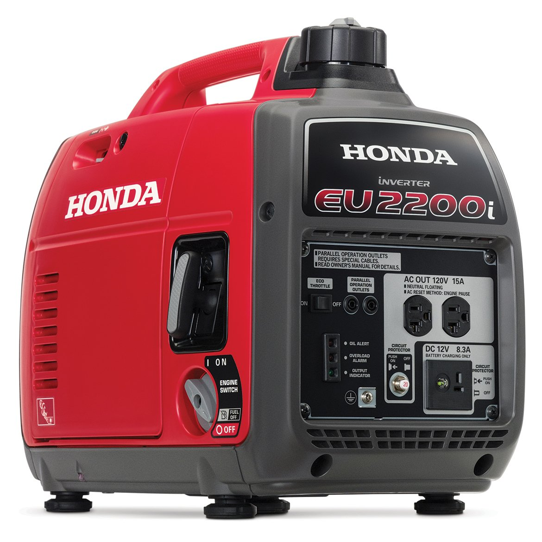 Best 2000 Watts Generator: Honda EU2200i