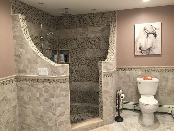 12 Doorless Shower Design Ideas - Housessive
