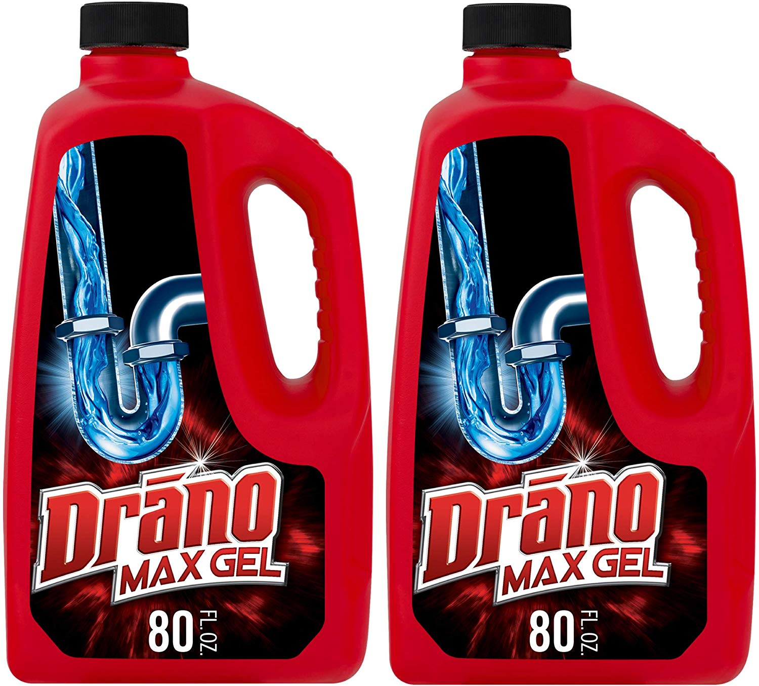 Best Drain Cleaner: Drano Max Gel