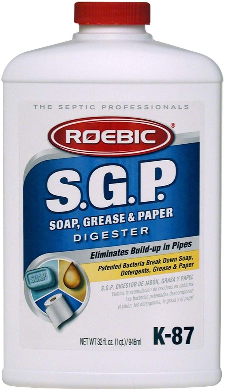 Best Drain Cleaner: Roebic SGP