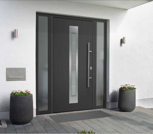 Metal Front Door