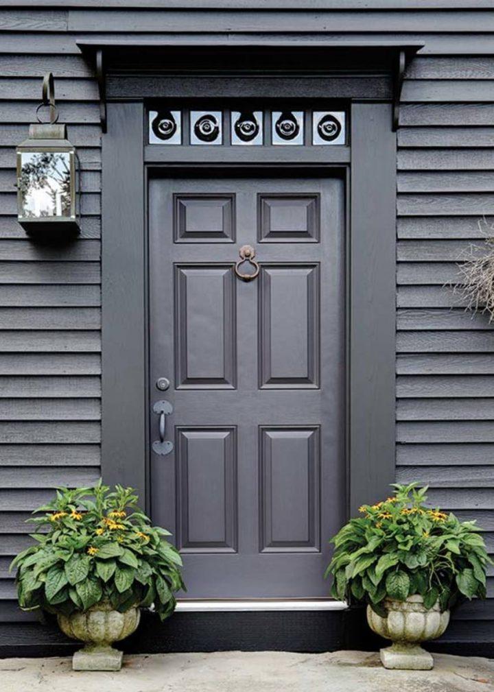 Six Panel Front Door