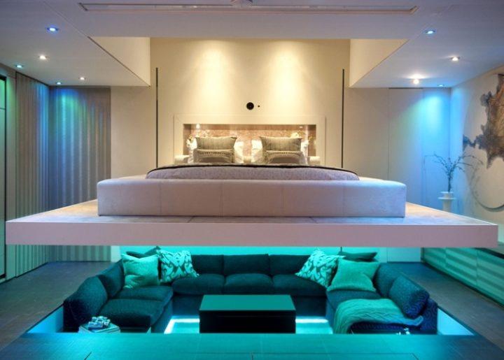 10 Futuristic Bedroom Design Ideas Housessive