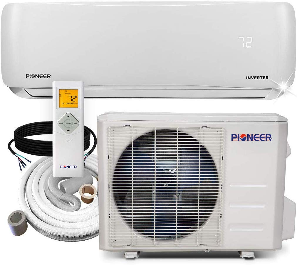 Best Heat Pump: Pioneer BTU-208/230 V