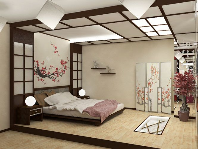 12 Japanese Bedroom Ideas Housessive