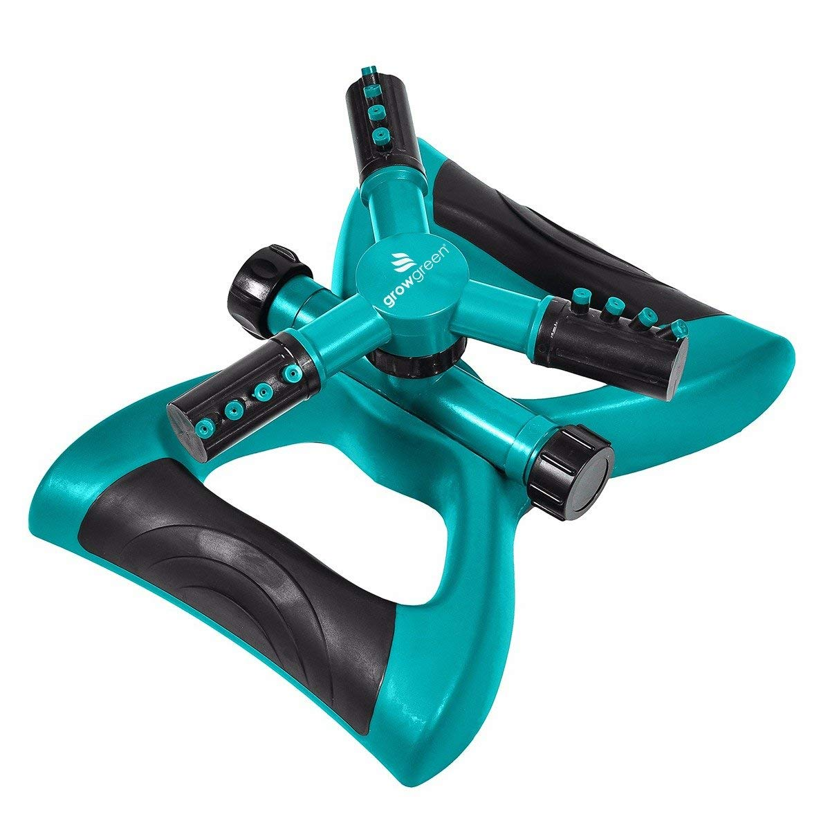 Best Lawn Sprinkler Head: Grow Green Rotating Sprinkler