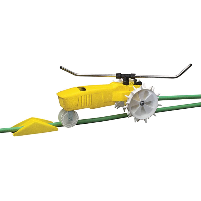 Best Lawn Sprinkler Head: Nelson RainTrain