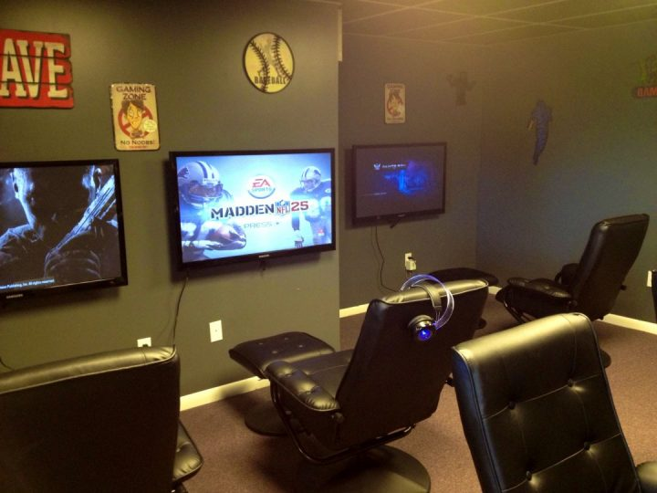 Man Cave for PC Gamers