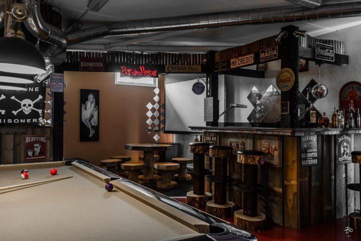Man Cave as Rocker Bar