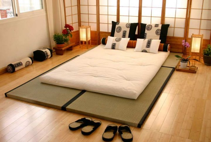 Japanese Futon and Shikibuton Mat as Mattress Alternative