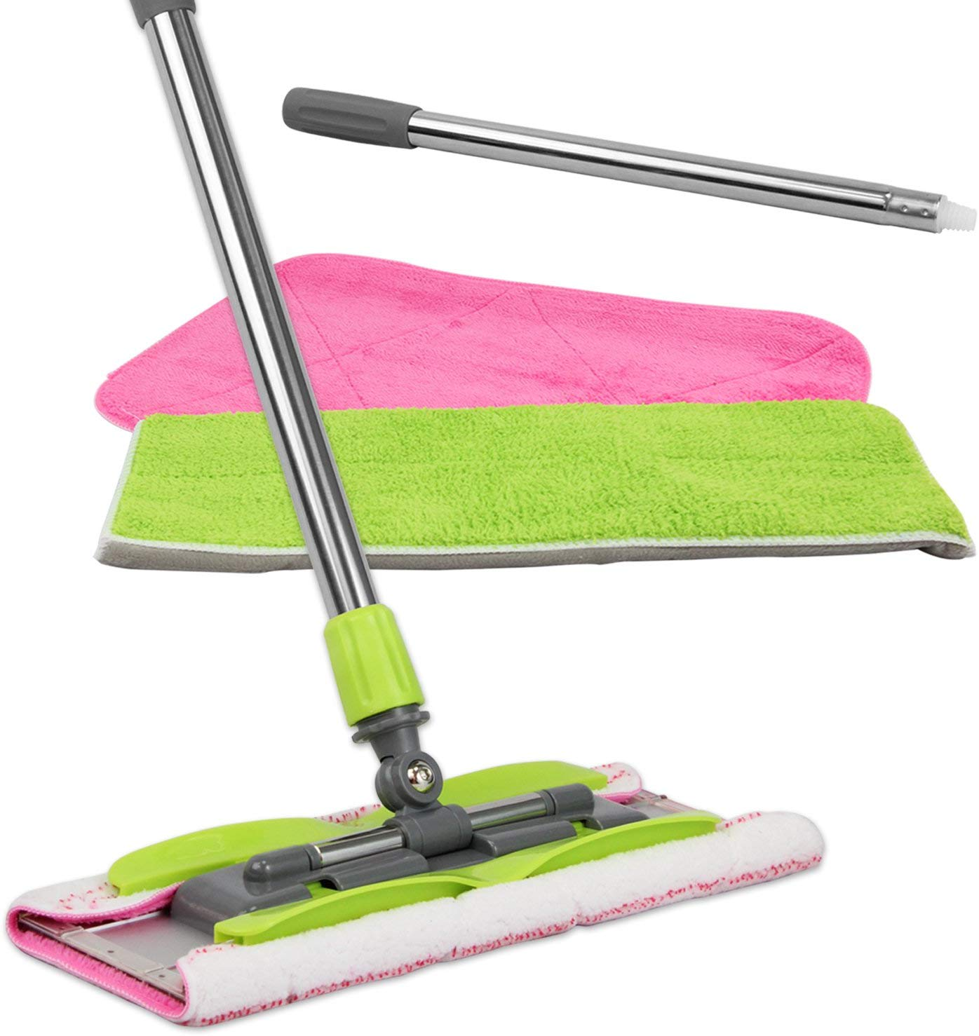 Best Microfiber Mop: Linkyo Hardwood Floor Mop