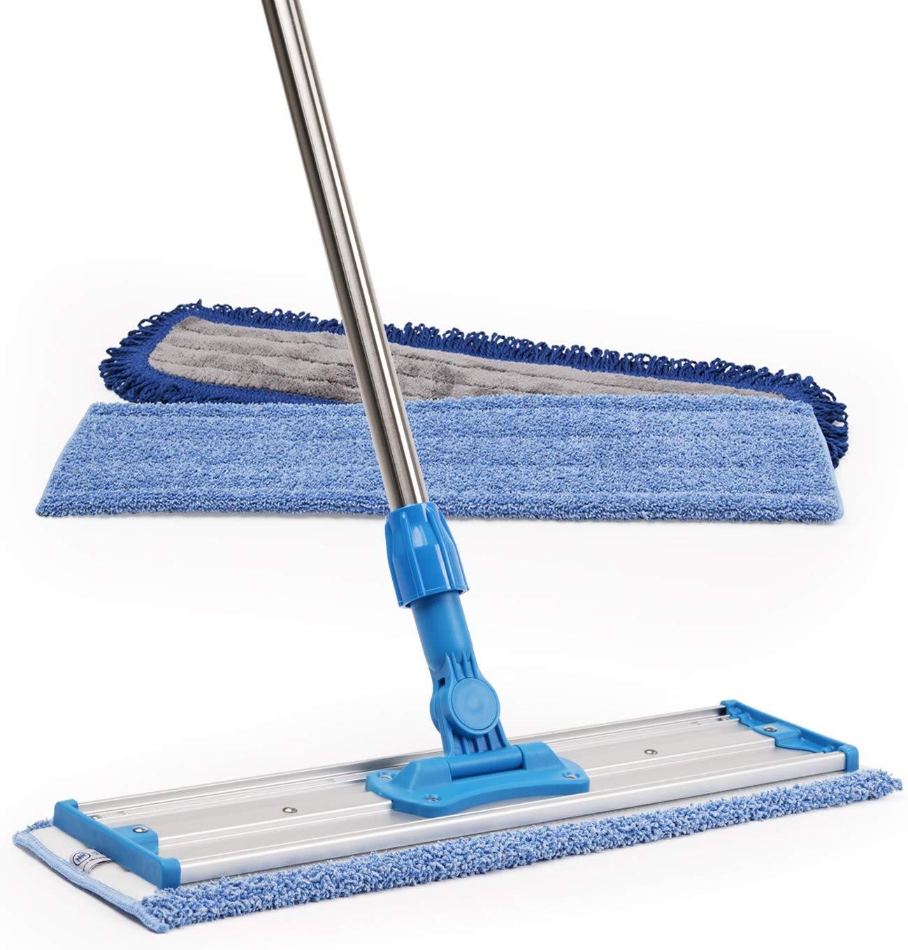 Best Microfibre Mop: Microfibre Wholesale 18'' Professional Mop