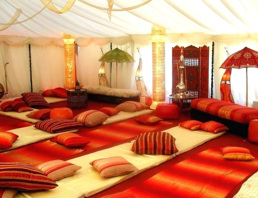 21 Moroccan Themed Rooms - Housessive