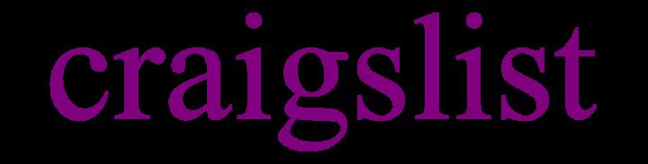 Online Second Hand Furniture Store: Craigslist Logo