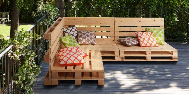 12 Ideas How To Use Pallets As Furniture Housessive