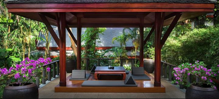 Japanese Style Pavilion
