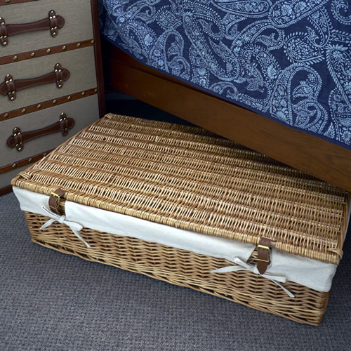 Under-Bed Storage Basket