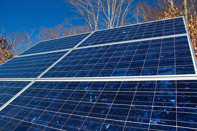Poly-SI Solar Panels