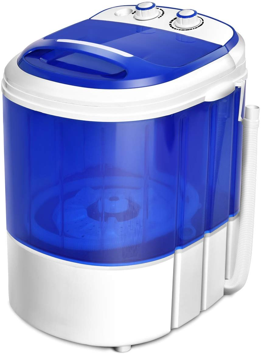 Best Portable Washer: Costway 22758-CYPE Mini Washer