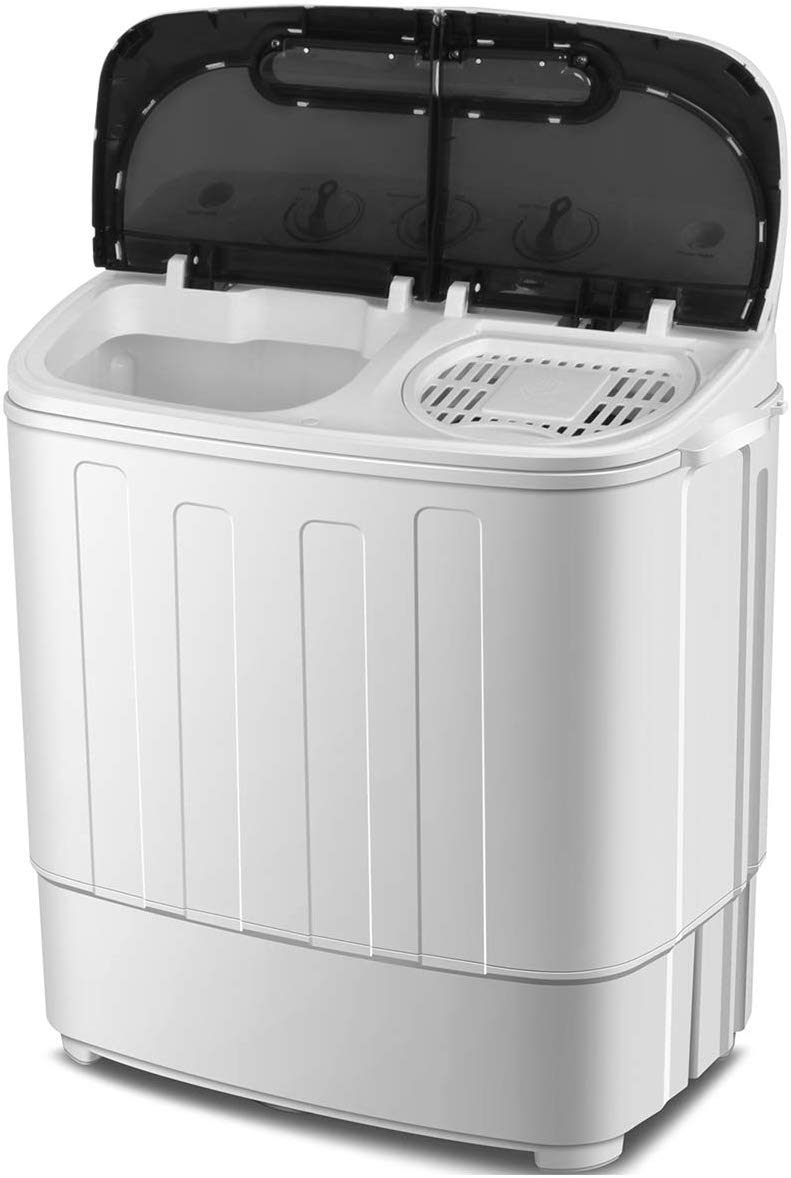 Best Portable Washer: Super Deal SD1011 Twin Tub