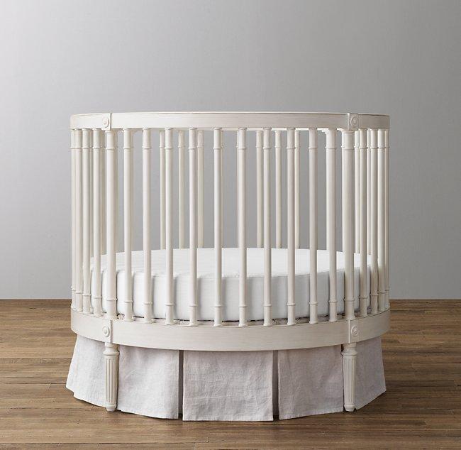 Ellery Round Crib by RH Baby&Child