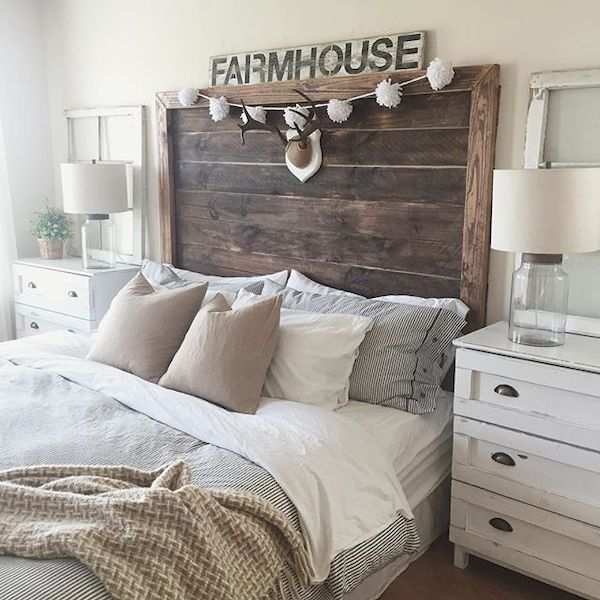 11 Rustic Bedroom Decorating Ideas - Housessive