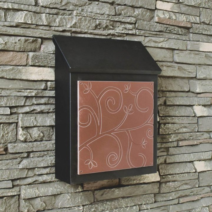 Types of Mailboxes: Wall Mounted