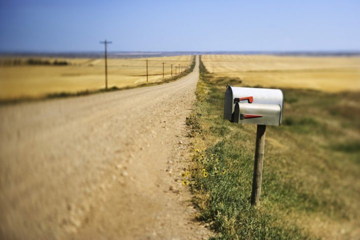 Types of Mailbox: Post Mounted Mailbox