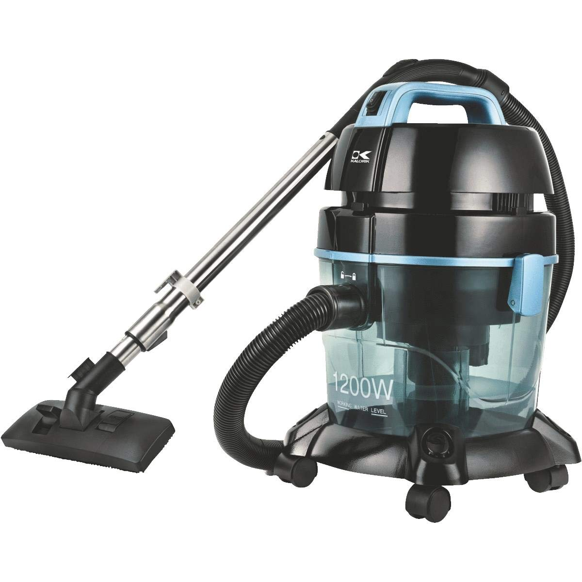 Best Water Filtration Vacuum Cleaners: Kalorik