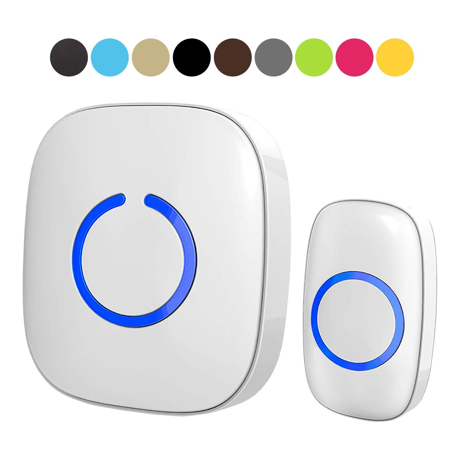 Best Wireless Doorbell: SadoTech Model C